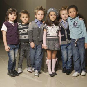 Стильная одежда для детей оптом