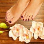 Красота ног: правильный уход за ногтями