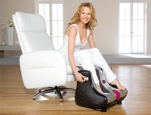 Массажер для ног — здоровье и красота ваших ног