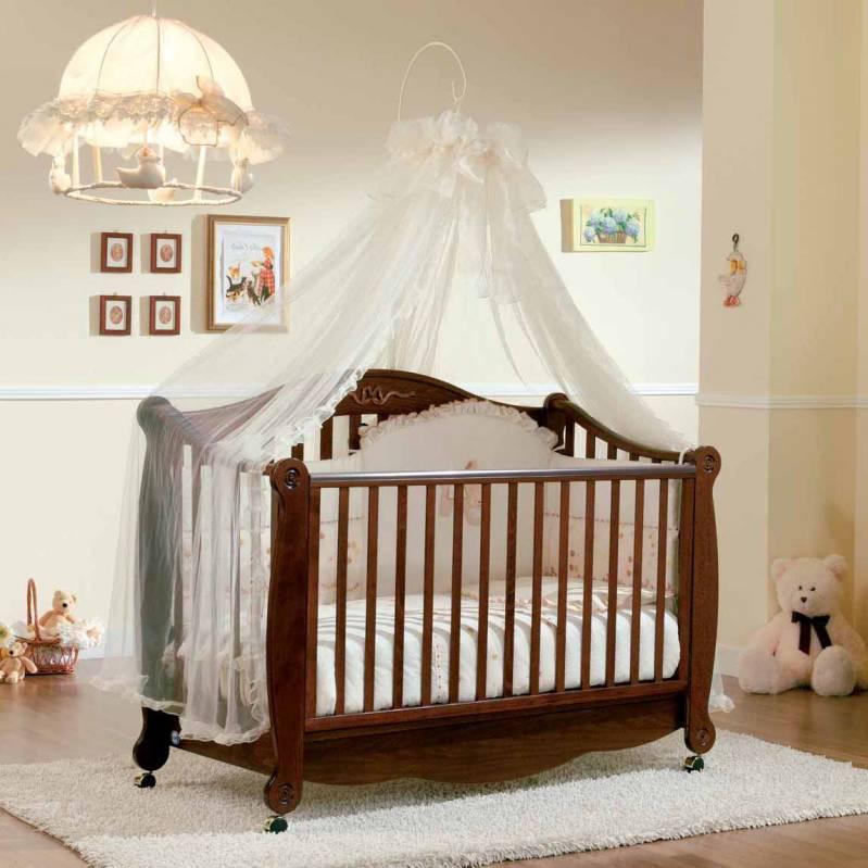 Выбираем хорошую кроватку для ребенка в Харькове