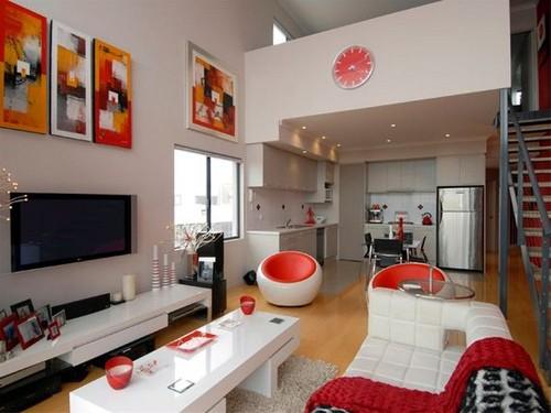 Дизайн прихожей, ванной, гостиной