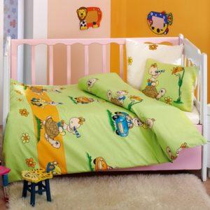Выбираем постельное белье для новорожденного