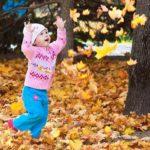 Комплект осенней одежды для ребенка
