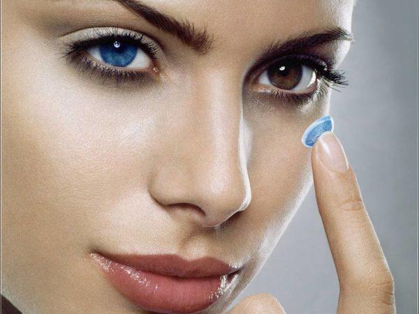 Топ самых удобных контактных линз в мире