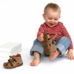 Стильная обувь для маленьких модников
