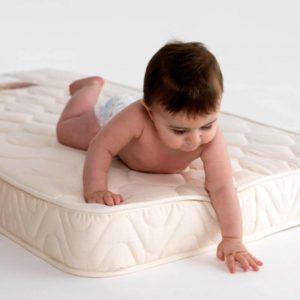 Выбор детского матраса: основные параметры