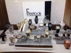 Французские часы Freelook — уникальные коллекции роскошных аксессуаров