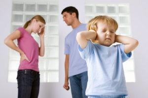 Нарушенная психика приемных деток