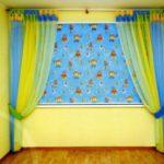Выбираем лучшие шторы в детскую