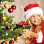 Как поздравить ребёнка с Новым Годом?