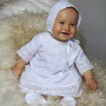 Как выбрать малышу одежду для крещения?