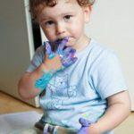 Первые уроки рисования для вашего малыша