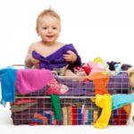 Как выбрать детские вещи в Интернете?