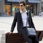 Как выбрать мужскую сумку?