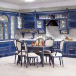 Мебель для разных вариантов кухонь