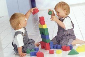 Детский сад как школа раннего развития