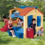 Игровые комплексы и детские городки - все для здоровья детей!