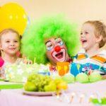 Некоторые нюансы подготовки детского праздника