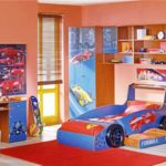 Разработка интерьера детской комнаты