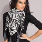 Модная деталь: шарф