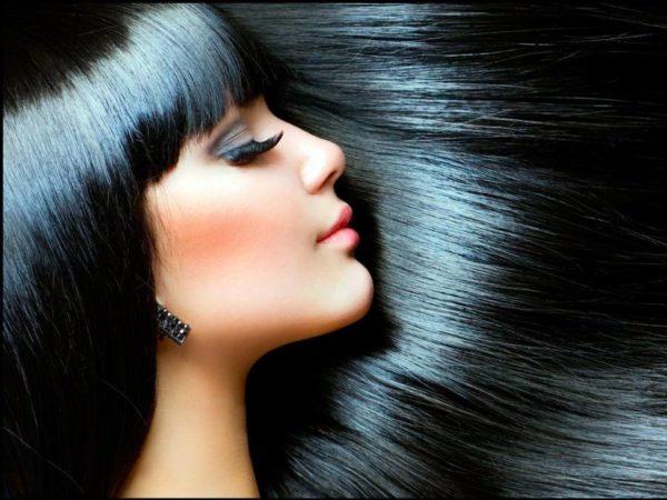 Питание для красоты волос