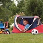 Deryan - детские палатки для семейного отдыха на природе