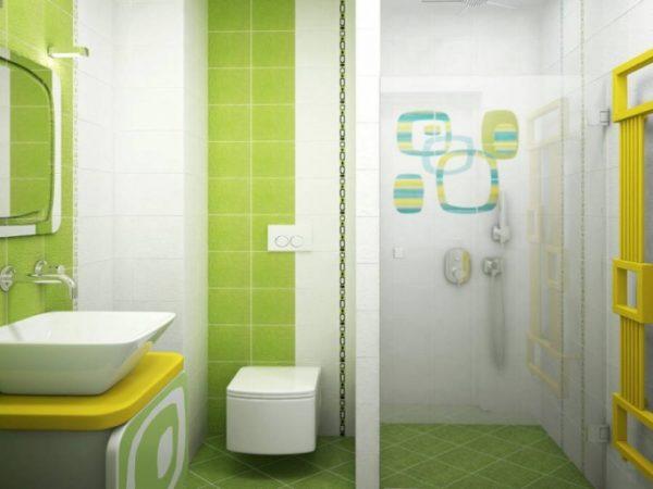 Плитка для ванной комнаты: правила выбора