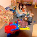 Детский центр - помощник в развитии ребенка