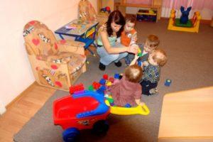 Детский центр — помощник в развитии ребенка