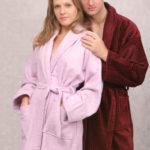 Где рационально приобрести мужские халаты с капюшоном и пижамы из хлопка для мужчин