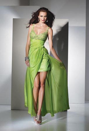 Год Змеи - Новогоднее платье 2013