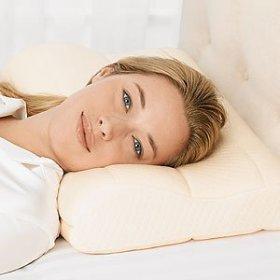 Ортопедические матрас и подушка