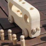 Деревянные игрушки – заботливые родители выбирают лучшее