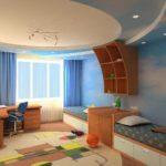 Дизайн детской и спальни