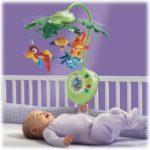 Как выбрать игрушку для новорожденного