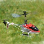 Магазины радиоуправляемых вертолетов ждут маленьких покупателей