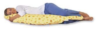 Подушки для беременных – как сделать правильный выбор?