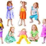 Как правильно подобрать детскую одежду и сэкономить, купив ее по оптовым ценам
