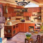 Кухни из массива – оптимальное решение в классическом стиле