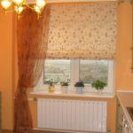 Рулонные шторы — современное решение декорирования окна