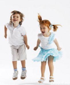 Детская мода. Во что одеты российские дети?