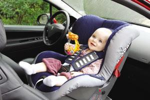 Автокресло: Безопасность ребенка в автомобиле