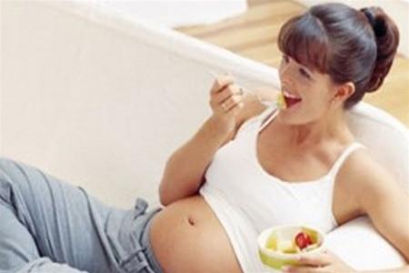Немножко о беременности