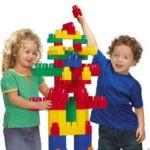 Современные развивающие конструкторы для малышей