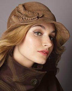 Какие бывают модные головные уборы?