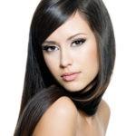 Красота волос: блеск