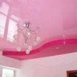 Натяжные потолки - оригинальное, стильное дизайнерское решение