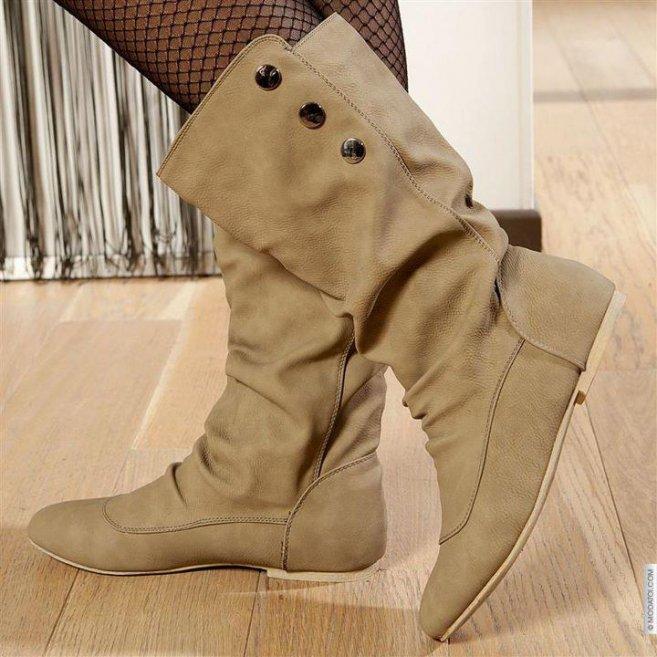 Подбираем зимнюю комфортную обувь
