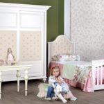 Обстановка детской комнаты