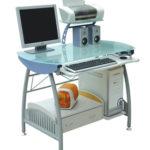 Дизайн квартир: выбираем компьютерный стол